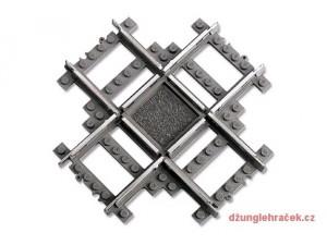 obrázek Lego 4519 City křižovatka kolejí - Rail Crossing