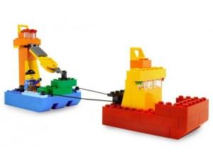 obrázek Lego 6186 Creator Postav si přístav