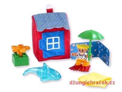 Lego 3609 Duplo Plážový domeček