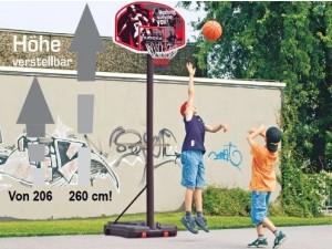 obrázek Koš na basketbal s stojanem Hudora Chicago
