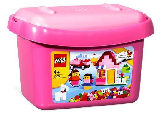 Lego 5585 Creator Růžový box