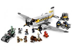 obrázek Lego 7628 Indiana Jones Nebezpečí v Peru