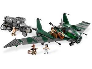 obrázek Lego 7683 Indiana Jones Souboj na letadle