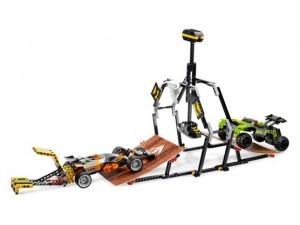 obrázek Lego 8496 Racers Pouštní kladivo