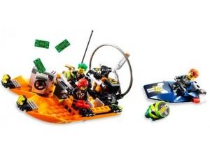 obrázek Lego 8968 Agents 2.0 Loupež na řece