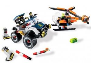 obrázek Lego 8969 Agents 2.0 Honička na čtyřech kolech