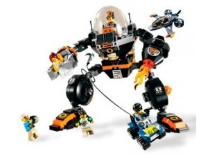 obrázek Lego 8970 Agents 2.0 Útok robota