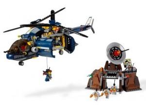 obrázek Lego 8971 Agents 2.0 Jednotka vzdušné obrany