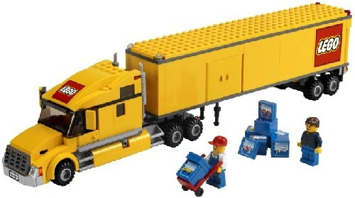 Lego 3221 City Kamion
