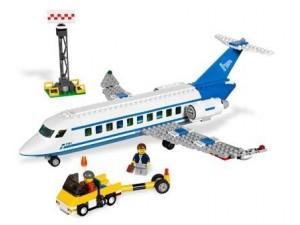 obrázek Lego 3181 City Dopravní letadlo