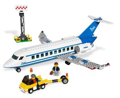 Lego 3181 City Dopravní letadlo