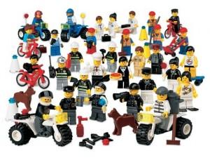 obrázek Lego 9247 Creator Community Workers