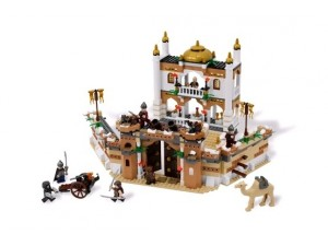 obrázek Lego 7573 Prince of Persia Bitva u Alamutu
