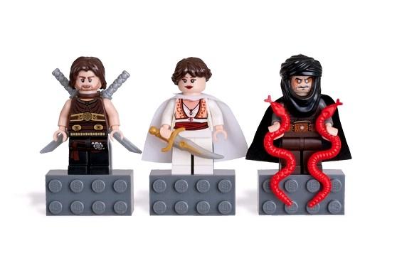 Lego 852942 Prince of Persia Magnetické figurky