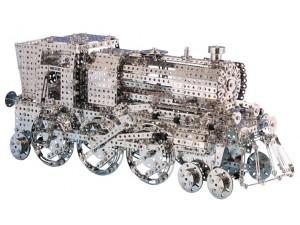 obrázek Eitech Vlak - dřevěný box