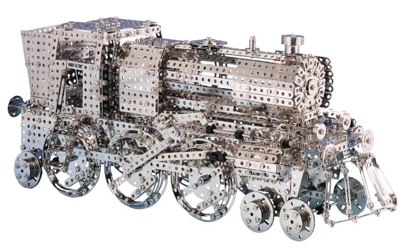 Eitech Vlak - dřevěný box