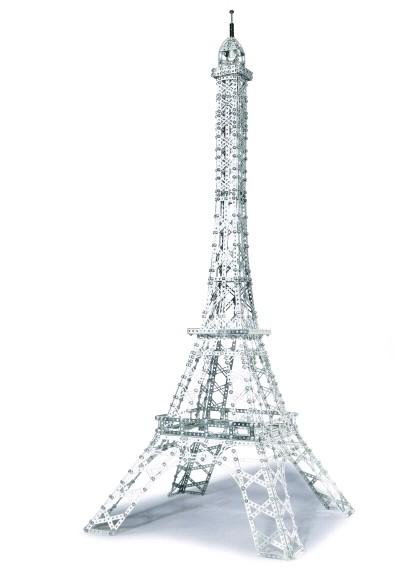 Eitech Eifelova věž - dřevěný box