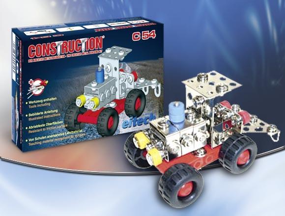 Eitech Traktor