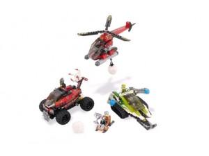 obrázek Lego 8863 World Racers Blizzard's Peak