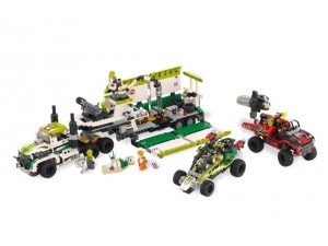 obrázek Lego 8864 World Racers Nebezpečná poušt´