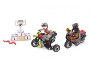obrázek Lego 8896 World Racers Snake Canyon