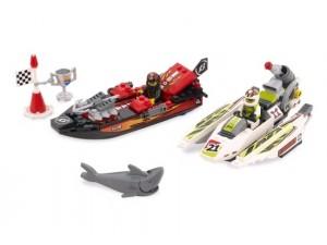 obrázek Lego 8897 World Racers Jagged Jaws Reef