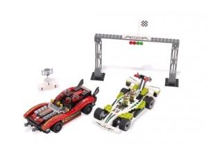 obrázek Lego 8898 World Racers Wreckage Road
