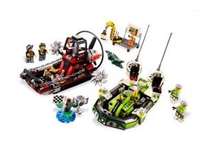 obrázek Lego 8899 World Racers Gator Swamp