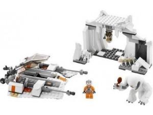 obrázek Lego 8089 Star Wars Hoth Wampa Cave
