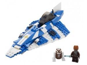 obrázek Lego 8093 Star Wars Plo Koon's Starfighter