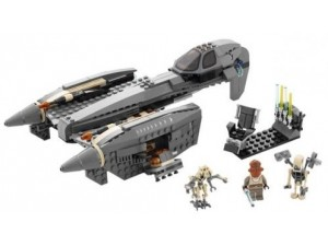 obrázek Lego 8095 Star Wars General Grievous' Starfighter