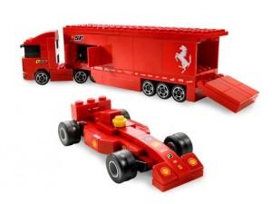 Lego 8153 Ferrari F1-kamion