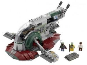 obrázek Lego 8097 Star Wars Slave I