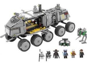obrázek Lego 8098 Star Wars Clone Turbo Tank