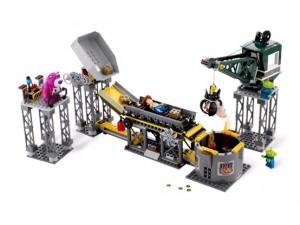 Lego 7596 Toy Story Únik z drtičky odpadu