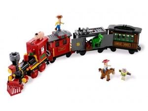Lego 7597 Toy Story Westernová vlaková honička