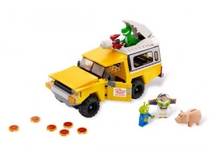 Lego 7598 Toy Story Pizza Planet Truck Rescue
