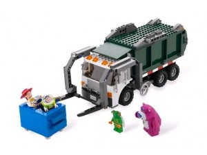 Lego 7599 Toy Story Garbage Truck Getaway