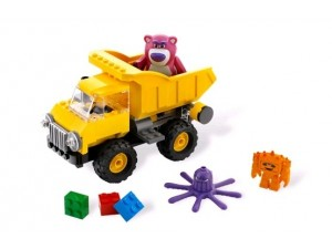 obrázek Lego 7789 Toy Story Lotsova sklápěčka