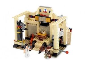 obrázek Lego 7621 Indiana Jones a ztracená hrobka