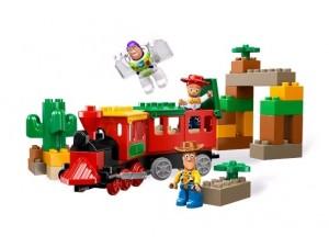 obrázek Lego 5659 Duplo Toy Story Velká vlaková honička