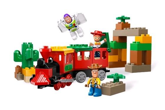 Lego 5659 Duplo Toy Story Velká vlaková honička