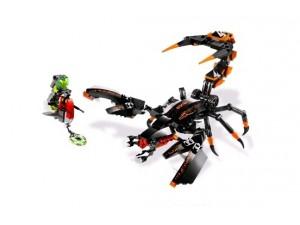 obrázek Lego 8076 Atlantis Hlubokomořský útočník