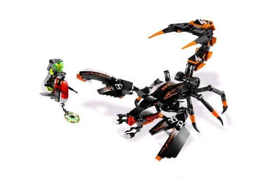 Lego 8076 Atlantis Hlubokomořský útočník