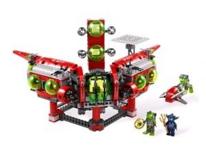 obrázek Lego 8077 Atlantis Výzkumné ústředí Atlantis