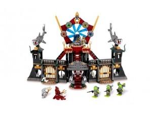 obrázek Lego 8078 Atlantis Portál Atlantidy