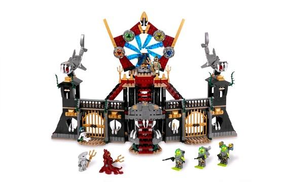 Lego 8078 Atlantis Portál Atlantidy