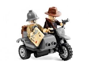 obrázek Lego 7620 Indiana Jones Motocyklová honička