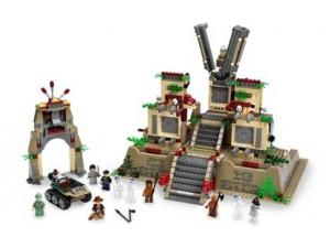 obrázek Lego 7627 Indiana Jones Chrám křišťálové lebky