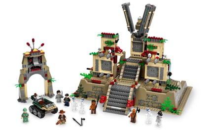 Lego 7627 Indiana Jones Chrám křišťálové lebky
